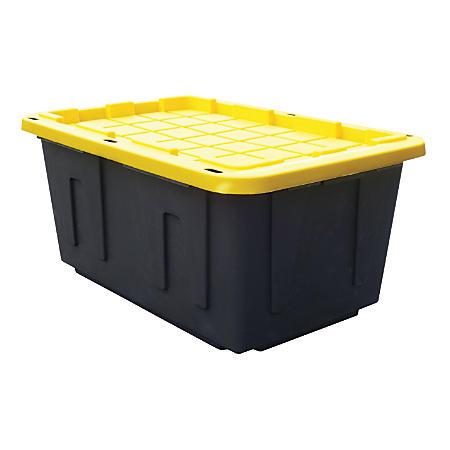Centrex Plastics Tough Box Storage Tote