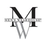 mens wearhouse logo square