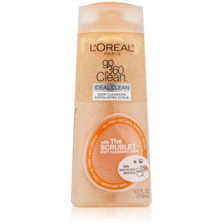 6oz LOréal Paris Go 360 Clean Cleanser
