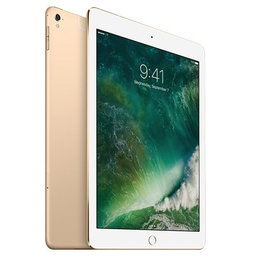 Apple 9.7-inch iPad Pro Wi-Fi + Cellular 256GB - Gold (MLQ82LL-A)
