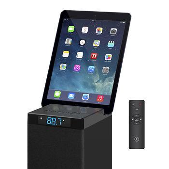 Innovative Technology Bluetooth Tower Speaker - Piano Finish