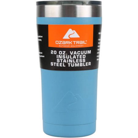 Ozark Trail 20-Ounce Double-Wall tumbler